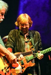 Bob Weir and Trey Anastasio Do Beautiful Duet Cover of Lady Gaga's