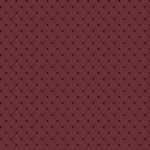 Cotton Diamond - Rich Claret