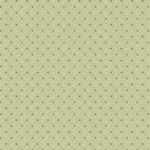 Cotton Diamond - Soft Green