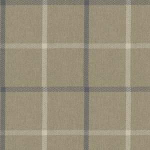 Highland Check - Oatmeal
