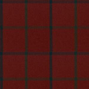 Highland Check - Red