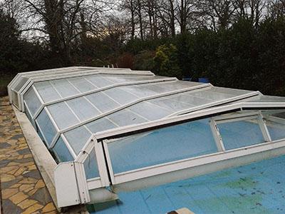 abris piscines d occasion cover services