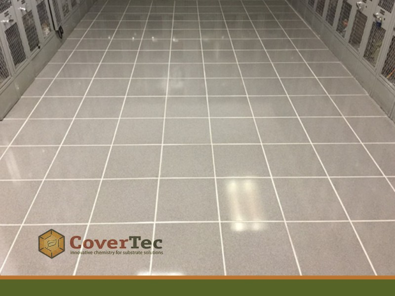 Tile Sealer for Ceramic Tile   Covertec Products Clean Oil From Concrete Sunrise