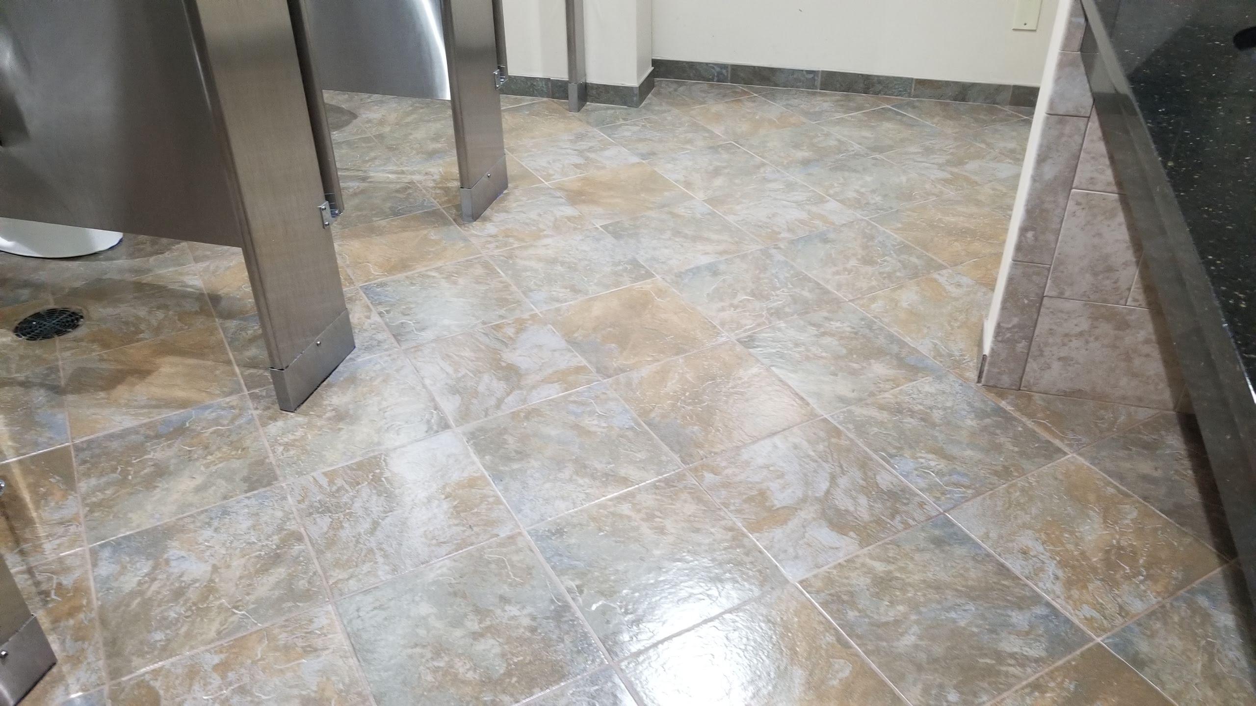 glazeguard ceramic porcelain tile sealer satin finish