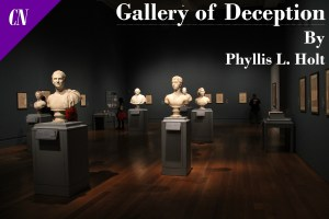 Gallery of Deception eBook