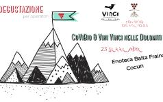 Covibio e Vini Vinci nelle Dolomiti