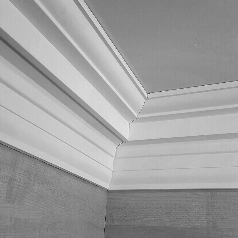 Coving Suggested For 2 6 To 3 5 Meter Ceiling Heights Benefits Are Lightweight Water Resistant Allows Flexibility Easy Fit