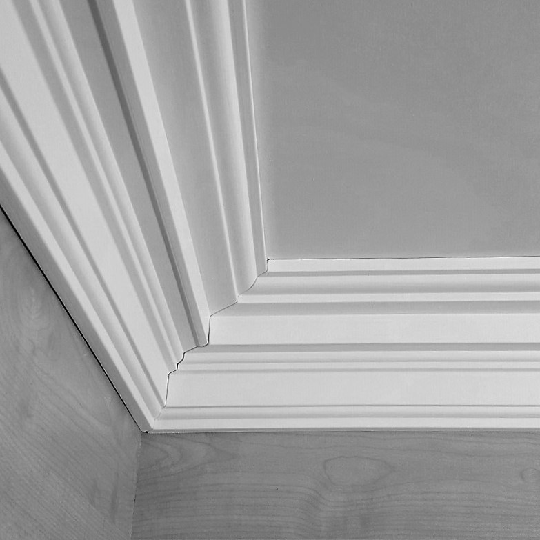 Coving Suggested For 2 4 To 7 Meter Ceiling Heights Benefits Are Lightweight Water Resistant Allows Flexibility Easy Fit