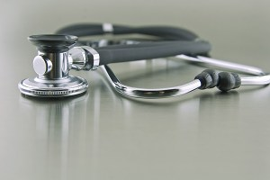 Photo of stehascope