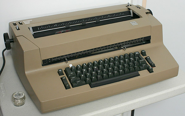 Image result for ibm selectric