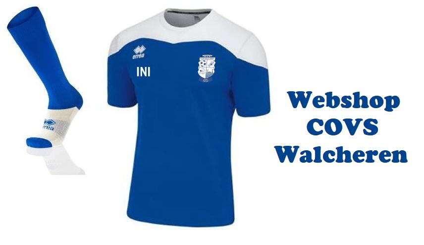 Webshop COVS Walcheren