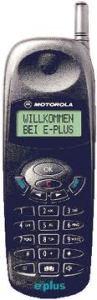 E-Plus Allround (Motorola C 160)