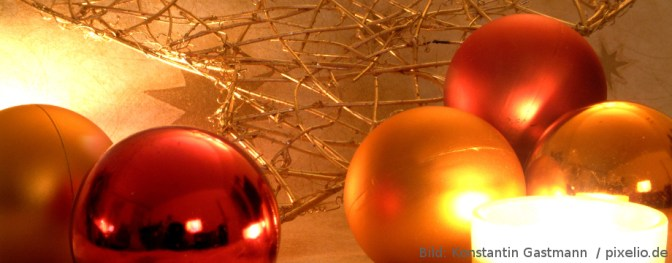 Ein frohes Fest Euch allen