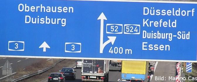 Der Autobahnkrieg