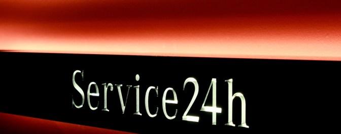 Servicewüste Deutschland?