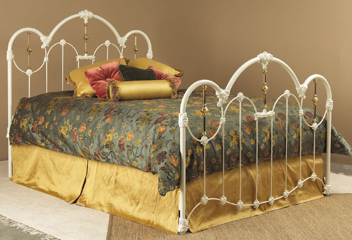 Elliott S Designs Imperial 61 Wrought Rod Iron Beds