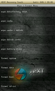 4EXT Recovery 2