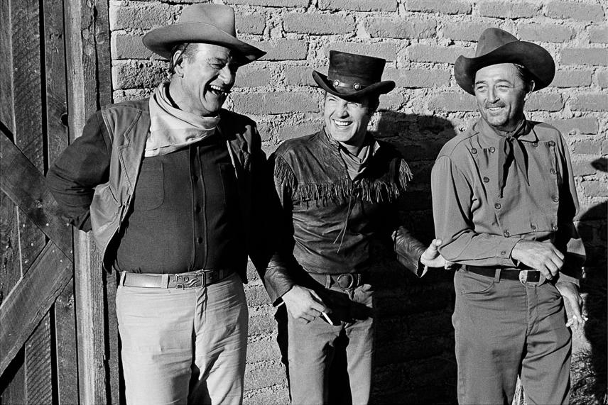John Wayne Newly Revealed Cowboys And Indians Magazine