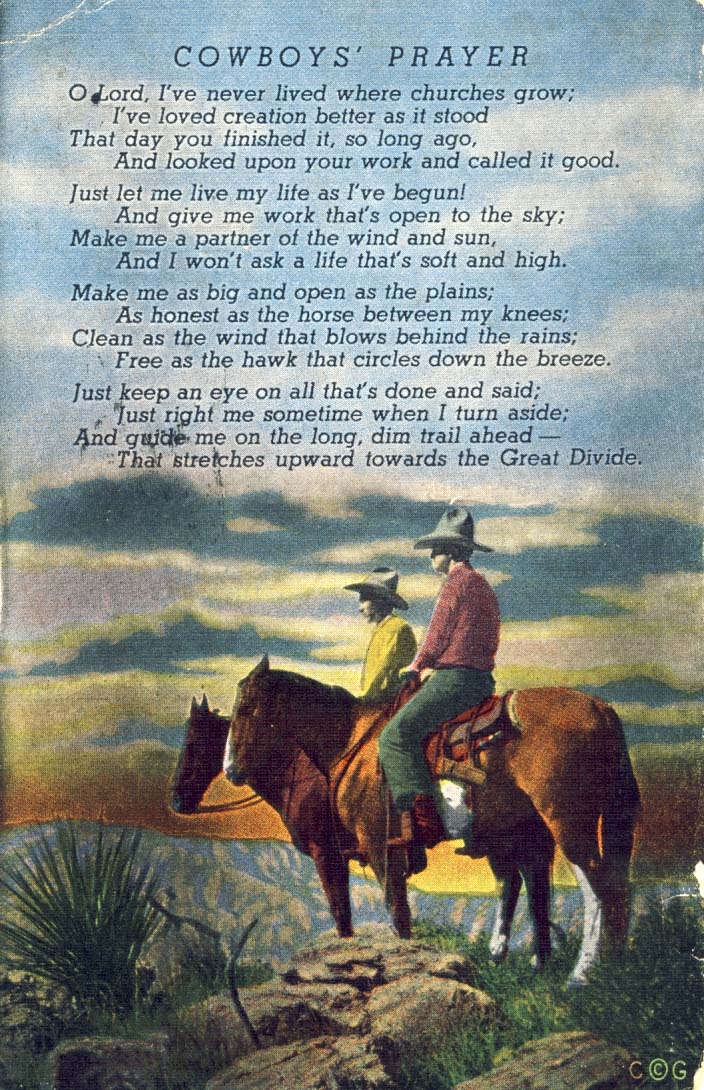 VOICES WEST COWBOY POETRY AND SONG HOMEPAGE