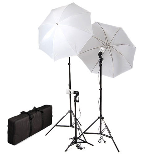 Portable Studio Lighting Kit
