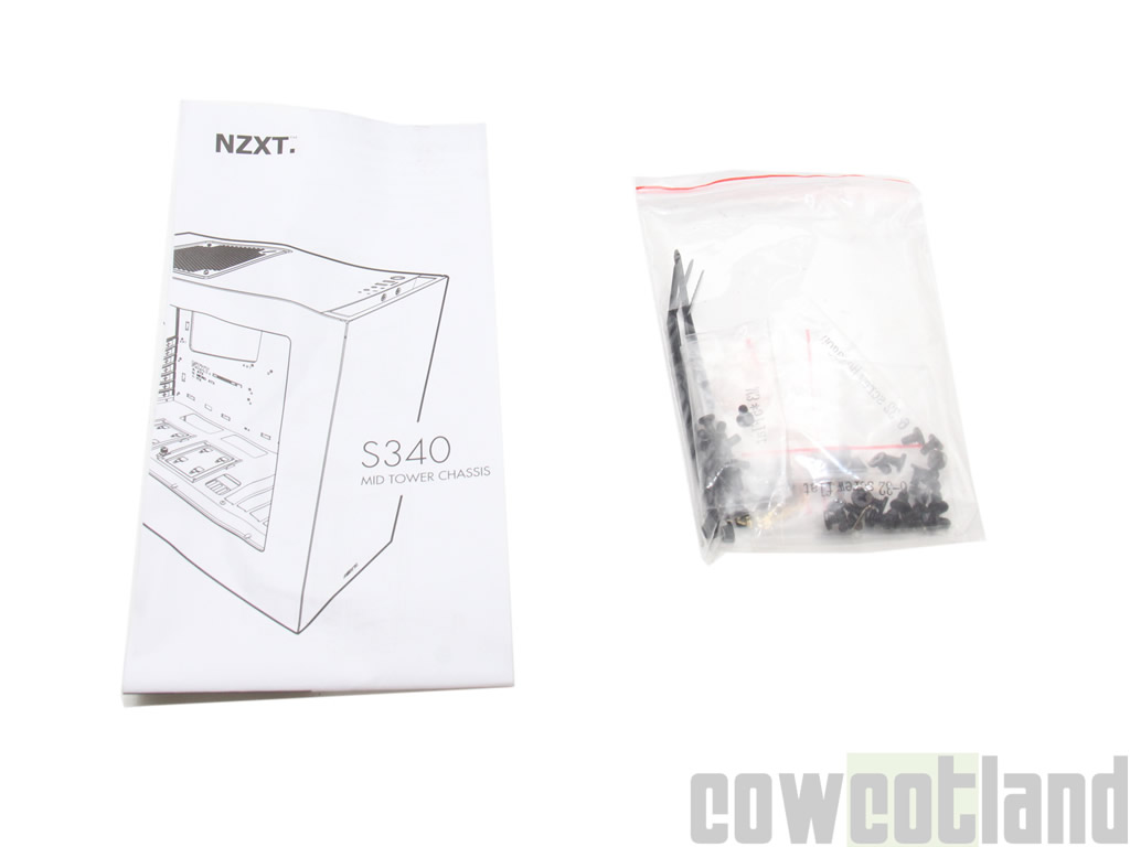 Test Boitier Nzxt Source S340 Introduction Page 1