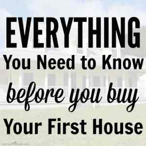 Practical & Frugal Guide To Home Buying