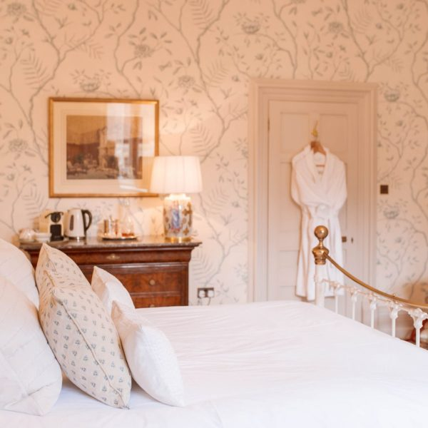 Bedrooms at Cowdray House