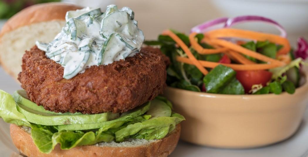 Felafel burger Cafe