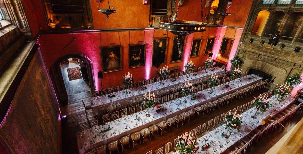 NvB Cowdray House Wedding