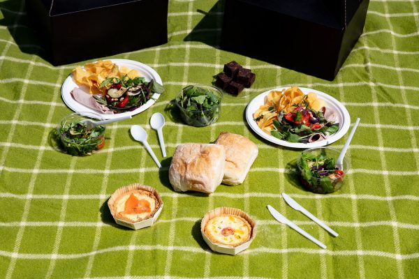Cowdray Ambersham Luxury Picnic Hamper
