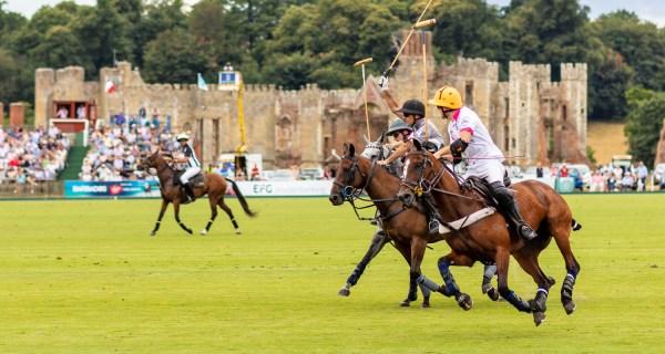 Polo at Cowdray