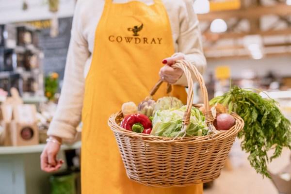 The Cowdray Farm Shop