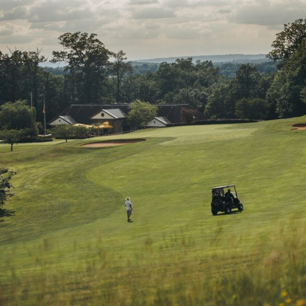 Cowdray Golf Course, 18-hole Drone Flyover
