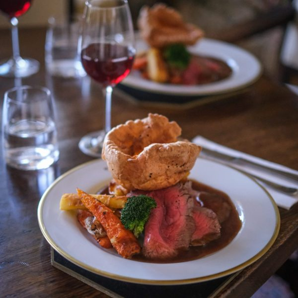 The Cowdray Sunday Lunch