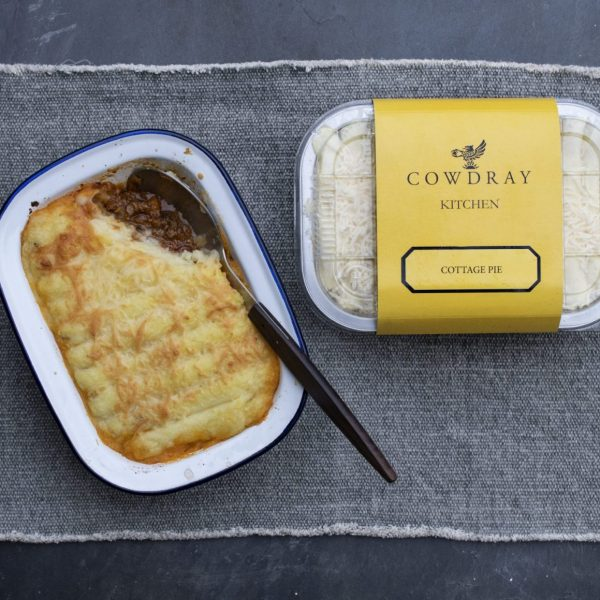 Cottage Pie Cowdray Kitchen Ready Meals