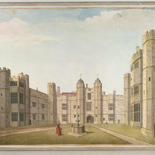 The History of Cowdray Ruins