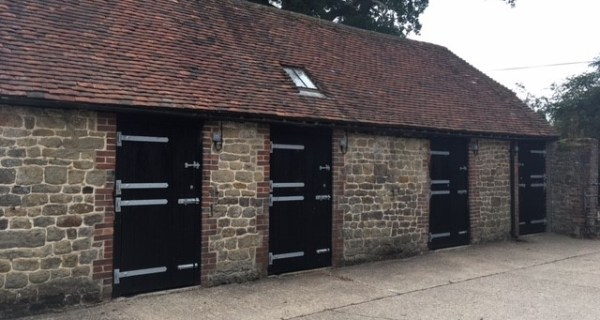 Yard to rent in West Lavington - Commercial property to rent on the Cowdray Estate, Midhurst, West Sussex