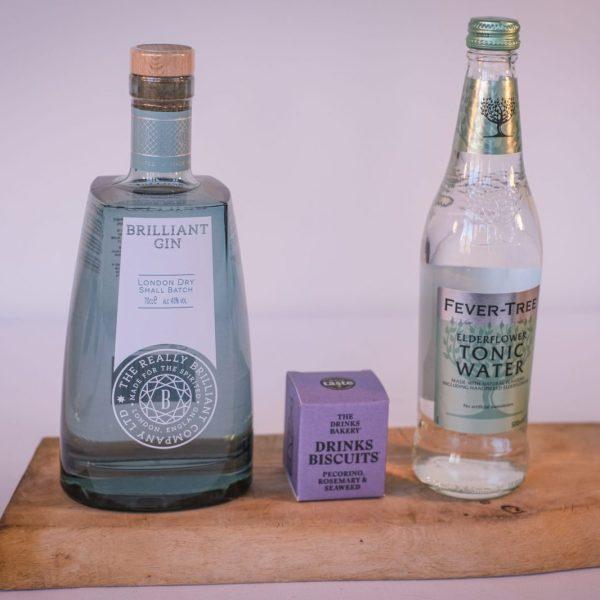 Brilliant Gin