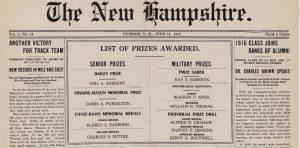 1916 gold medal award