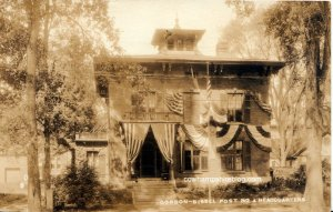 The Gordon-Bissel Post 4, American Legion was located at 43 West Street. It was demolished in 1976.