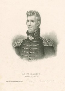 Andrew Jackson - Portraits. The Miriam and Ira D. Wallach Division of Art, Prints and Photographs: Print Collection. The New York Public Library Digital Collections