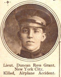 GRANT Duncan Ross NYC NY