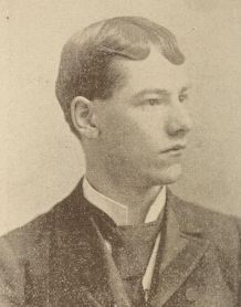 George W. Durkee, a promising checkers player who died suddenly at the age of 22 years.