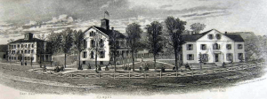 Glenwood Seminary, a female seminary in Brattleboro VT