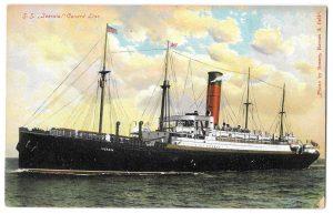 SS ivernia