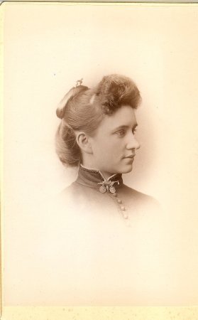 Lillian J. Gray, Class of 1888 Manchester (NH) High School; Cow Hampshire