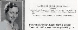 Madeline Irene Nash College Grad 1933 watermarked