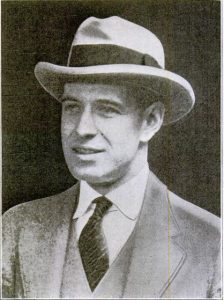 "A. Erland Goyette, from the 1927 issue of ""The Rotarian."""