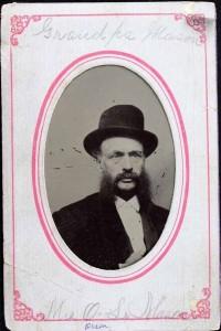 Orson Lafayette Mason, music teacher of Cheshire County NH