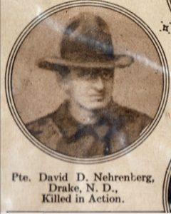 NEHRENBERG David Drake ND